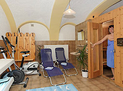 Pension in Wegscheid - Sauna